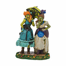 SVH Painted Ladies Zombies Accessory Snow Village Halloween D56 4044891 NEW