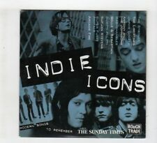 (IH356) Indie Icons, Modern Songs To Remember - The Sunday Times CD