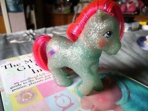 My Little Pony G1 Sparkle Sky Rocket Vintage 80's MLP
