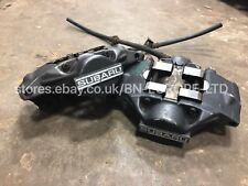 SUBARU IMPREZA FORESTER LEGACY REAR 2 POT BRAKE CALIPERS WRX STI GC8 GDA TURBO