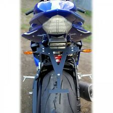 Support de plaque d'immatriculation Yamaha yzf r6 rj11 rj15 Réglable Adjustable Tail Tidy