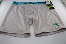 Mens Umbro Comfort Control Performance Boxer Brief Small Medium Large XL