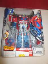 Transformers Cybertron galaxy force 2004 Optimus Prime new