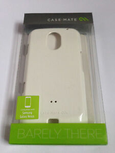 Casemate Barely There White Hard Case Cover For Samsung Galaxy Nexus SCH-1515