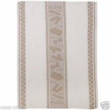 clayre&eef Tea Towel Pasta Ravioli 50x70 Hand Towel Country Style Shabby NEW