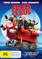 Fred Claus - DVD ss Region 4 Good Condition