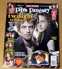 Film Fantasy Magazine Twilight Robert Pattinson Kristen Stewart Jasper Hale