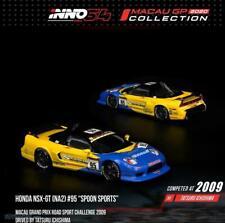 Inno Models 1 64 Honda Nsx-gt Spoon Sports Macau Guia Race 2009