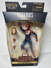 ?Marvel Legends Kree Series-Captain Marvel Action Figure?