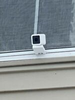 Wyze Cam V3 Wired Outdoor Camera Window Screen Mount
