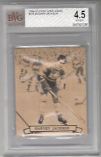 1936-37 O-Pee-Chee V304D #124 BUSHER JACKSON   BVG 4.5 (VERY GOOD-EXCELLENT+)