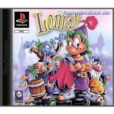 PS1 / Sony Playstation 1 Spiel - Lomax mit OVP
