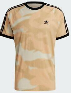 Mens 2021 Adidas Camo Graphics All Over Print Camo  Men T-Shirts M/L/XL/2XL