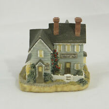 Liberty Falls Americana Collection Mrs. Applegate's Boarding House Ah24 1993