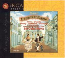 Mozart Le Nozze di Figaro 3 CD RCA Red Seal Colin Davis Bavarian Radio Orchestra