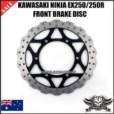 New Motorcycle steel Front Brake Disc Rotor Kawasaki Ninja EX250 250R 2008-2012