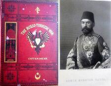 1878 RUSSO- TURKISH WAR v3 HOZIER Russia Russian Turkey Turks Bulgaria Bulgarian