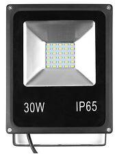 LED Projecteur Lampe Etanche IP65 30W  6000K Blanc Froid Spot Led