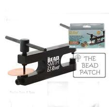 BEADSMITH  EZ-Rivet Piercing Setting Tool- EZ Rivet -Jewelry,  Cold Connections