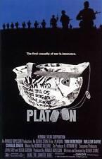 "Platoon - Movie Poster (6.5""x10"")"