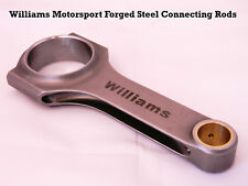 "Mini cooper S Forged Steel Con Rods Connecting Rods 6"" 18mm pin slipper pistons"