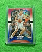 YAO MING PRIZM RED WHITE BLUE CARD ROCKETS 2019-20 PRIZM BASKETBALL REFRACTOR