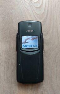 Nokia 8910i Black Titanium (Unlocked) Cellular Phone Finland Rare