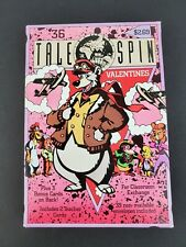VINTAGE Disney TALE SPIN TALESPIN  VALENTINES DAY CARDS 36 IN BOX GIBSON NEW 💌