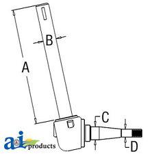 A-182558M92 Massey Ferguson Parts SPINDLE LH 40, 50, 65