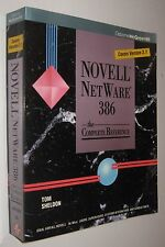 NOVELL NET WARE 386 - THE COMPLETE REFERENCE - TOM SHELDON - EN INGLES
