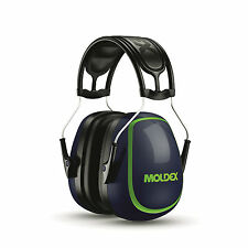 Moldex M5 Oreja Muffs ligero flexible diadema protectores EAR SNR 34db Orejeras