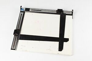 LPL Enlarging Easel 12 x 10 Inch with Adjustable Borders. All Metal. Good Cond.