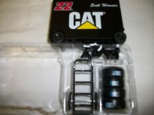 MOTORWORKS SCOTT WINNER CAT #22 PIT WAGON KIT 1/24
