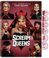 Scream Queens: The Complete First Season [New DVD] Boxed Set, Dolby, Subtitled