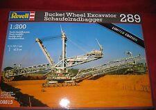 REVELL® 08813 1:200 Bucket Wheel Excavator SCHAUFELRADBAGGER 289 NEU OVP