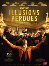 Illusions perdues -  Affiche cinema 40X60 - 120x160 Movie Poster