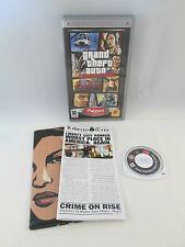 Sony Playstation Portable PSP - GTA Grand Theft Auto Liberty City Stories