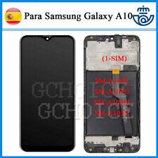 Pantalla LCD + Tactil Para Samsung Galaxy A10 A105 A105F + Marco Negro