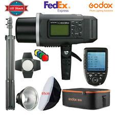 Godox Ad600Bm Strobe Flash 95Cm Softbox Light Stand Xpro-C/F/N/O/P/S+Free gifts