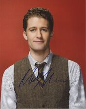 MATTHEW MORRISON In-person Signed Photo - GLEE