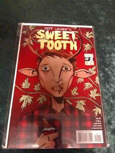 Sweet Tooth #1 1st Print DC Vertigo Comics Netflix Series HIGH GRADE