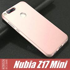 Cover Custodia Nubia Z17 Mini Case Funda Coque Ruvida Sandstone Frosted Noziroh