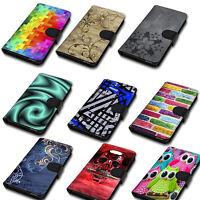 Design Book Handy Tasche für Samsung Galaxy S9 Plus Schutzhülle Cover Auswahl 4
