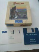 FEUDAL LORDS 1991 BY IMPRESSIONS COMMODORE AMIGA,RETROGAMES