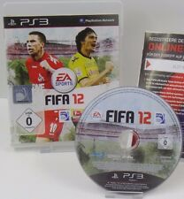 PS3 Playstation 3 - Fifa 12 + OVP