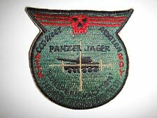 US Army C Company 2nd Battalion 227th AVIATION Regiment PANZER JAGER Patch