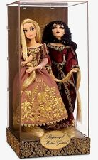 DISNEY FAIRYTALE DESIGNER DOLL COLLECTION RAPUNZEL & MOTHER GOTHEL TANGLED NIB