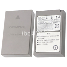 Genuine Original OLYMPUS BLS-50 BLS-5 Battery For BCS-5 EM10 MarkII EPL5 EPL7