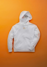 Converse x ROKIT LA Pack Pullover Hoodie Men's Size L Optical White NWT!! RARE