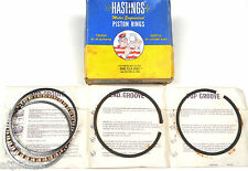 JEU DE SEGMENTS HASTINGS FONTE STD HARLEY XL 1000 1972-1985